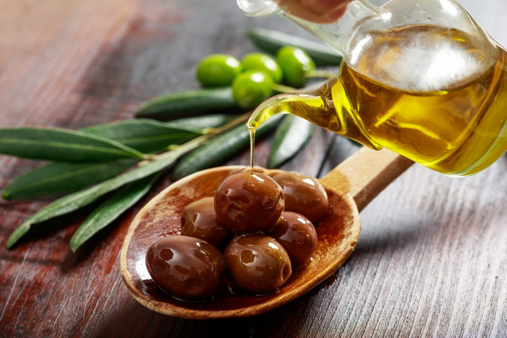 z oliwkami